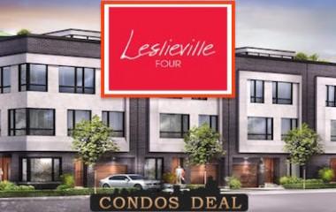 Leslieville Four Towns
