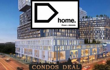 home (Power + Adelaide) Condos