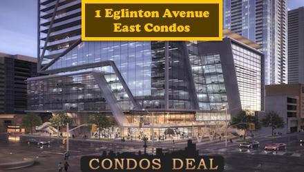 1 Eglinton Ave E Condos