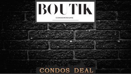 Boutik Condos