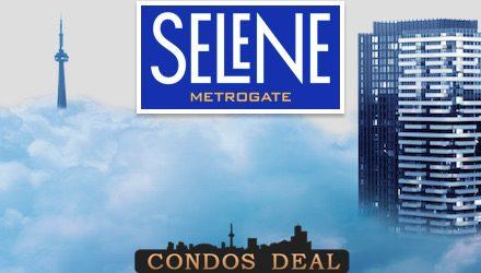 SELENE Condos at Metrogate