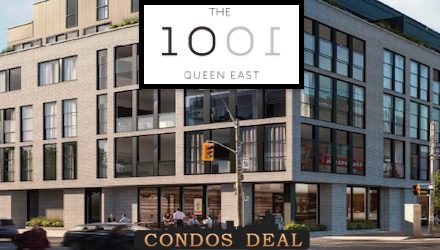 1001 Queen East Lofts