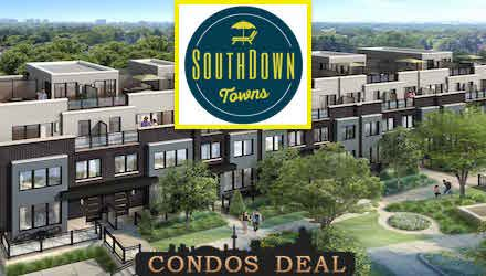 SouthDown Towns