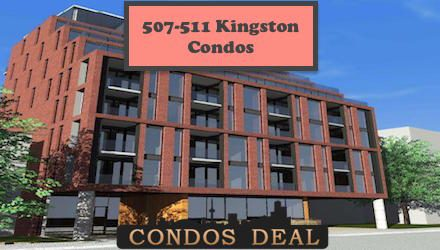 507-511 Kingston Condos