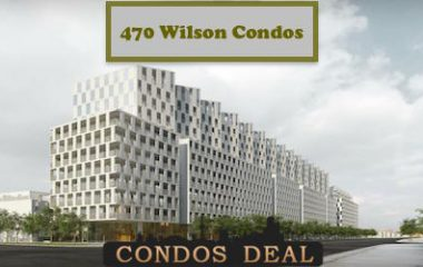 470 Wilson Condos
