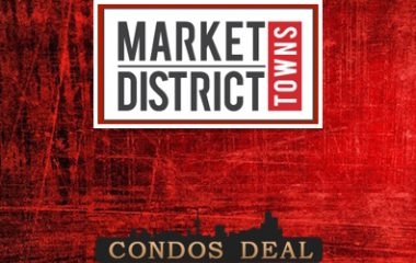 Market District Urban Towns