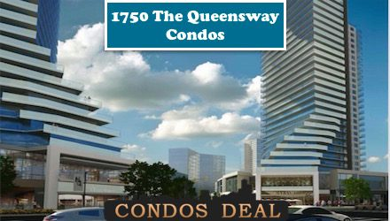 1750 The Queensway Condos