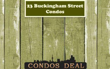 23 Buckingham Street Condos