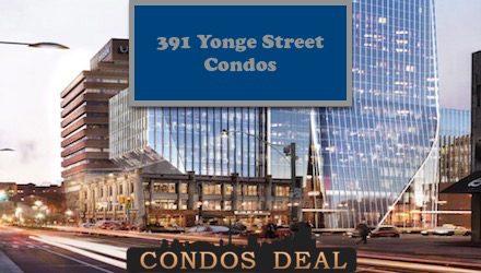 391 Yonge Street Condos