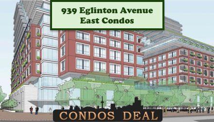 939 Eglinton Avenue East Condos
