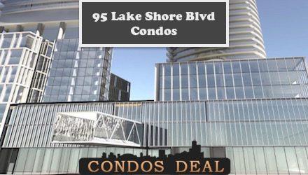 95 Lake Shore Blvd Condos