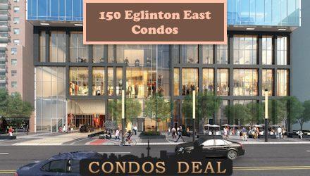 150 Eglinton East Condos www.CondosDeal.com