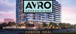 AVRO Condos www.CondosDeal.com