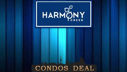 Harmony Creek Towns & Homes www.CondosDeal.com