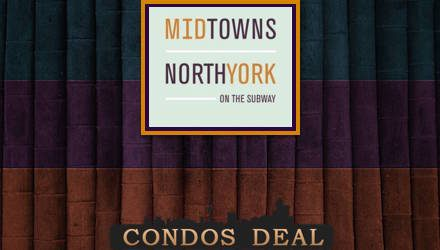 Midtowns North York www.CondosDeal.com