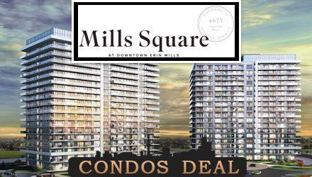 Mills Square Condos www.CondosDeal.com