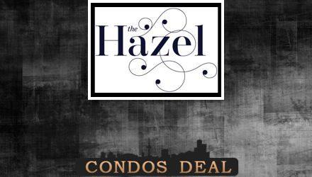 The Hazel Condos www.CondosDeal.com