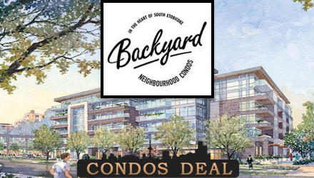 Backyard Neighbourhood 2 Condos www.CondosDeal.com