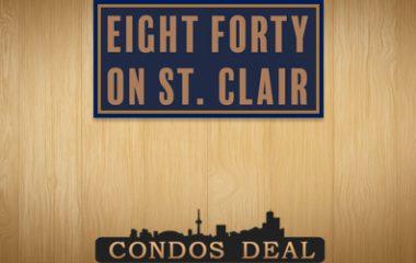 Eight Forty Condos www.CondosDeal.com