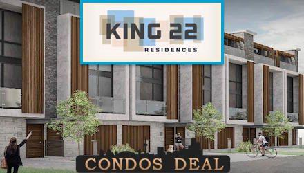 King 22 Residences www.CondosDeal.com