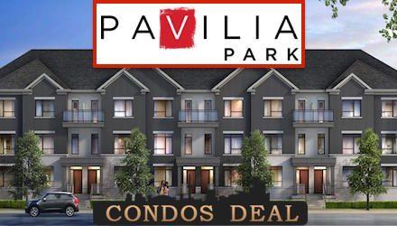 Pavilia Park Towns www.CondosDeal.com