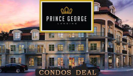 Prince George Landing Condos & Towns www.CondosDeal.com