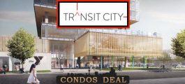 Transit City Condos www.CondosDeal.com