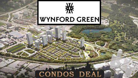 Wynford Green Condos & Towns www.CondosDeal.com