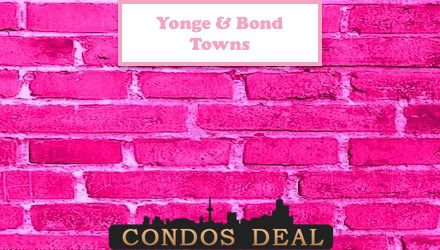 Yonge & Bond Towns www.CondosDeal.com