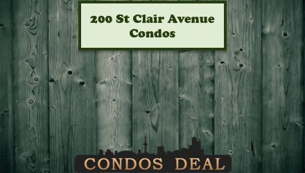 200 St Clair Ave Condos