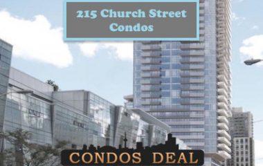 215 Church Street Condos www.CondosDeal.com