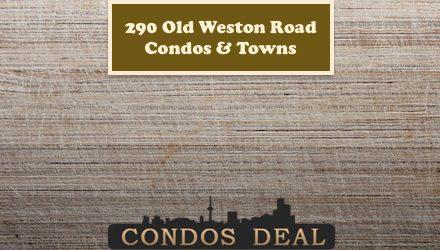 290 Old Weston Road Condos & Towns