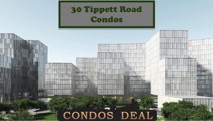 30 Tippett Road Condos www.CondosDeal.com