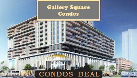 Gallery Square Condos www.CondosDeal.com