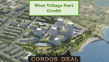 West Village Port Credit Condos & Towns www.CondosDeal.com