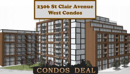 2306 St Clair Avenue West Condos