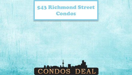 543 Richmond Street Condos