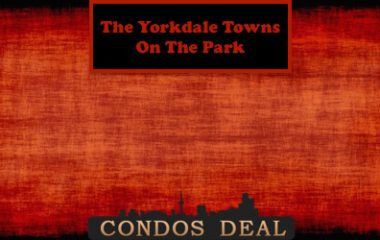 The Yorkdale Towns On The Park