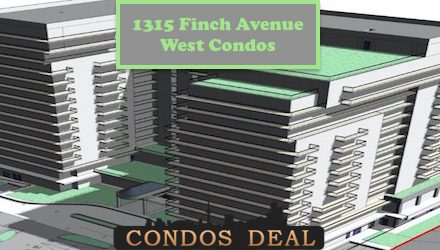 1315 Finch Avenue West Condos