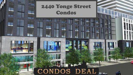 2440 Yonge Street Condos