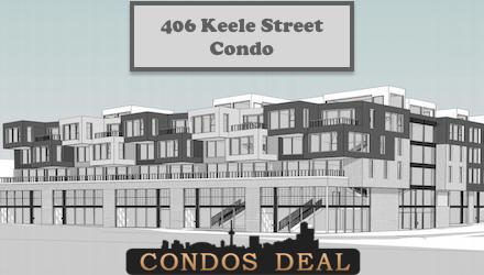 406 Keele Street Condos