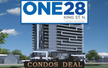 ONE28 King Steet North Condos