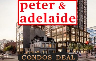 Peter & Adelaide Condos