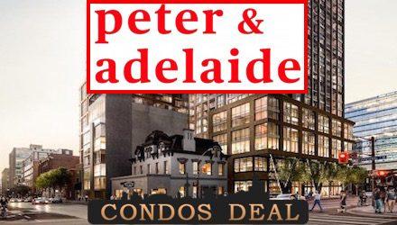 Peter & Adelaide Condos