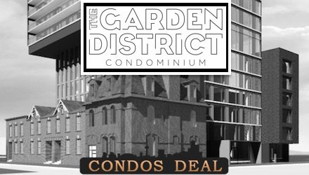 The Garden District Condos