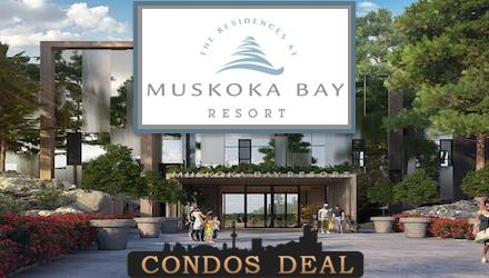 The Residences at Muskoka Bay Club