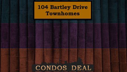 104 Bartley Drive Townhomes
