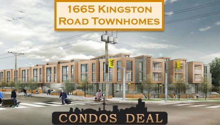 1665 Kingston Road Townhomes