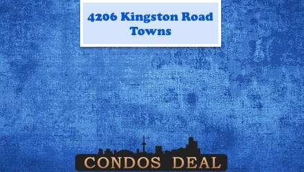 4206 Kingston Road Towns