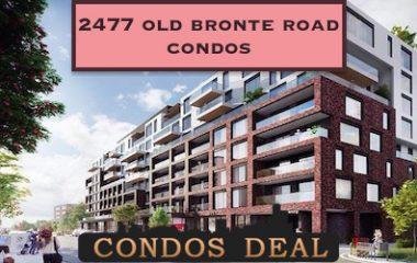 2477 Old Bronte Road Condos